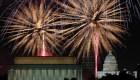 El covid-19 reduce el Día de la Independencia en Washington