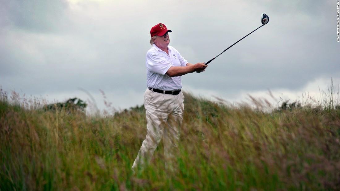 La más extraña de las creencias de Donald Trump