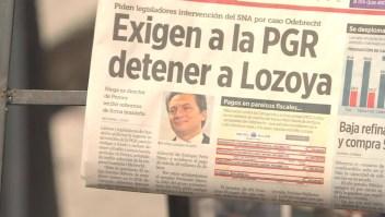 Edgardo Buscaglia señala carencias en audiencias de Lozoya