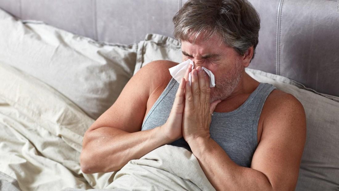 virus respiratorios Gripe