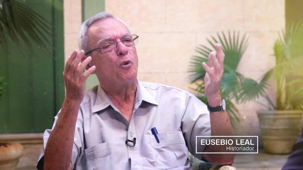 Muere Eusebio Leal, el historiador de La Habana