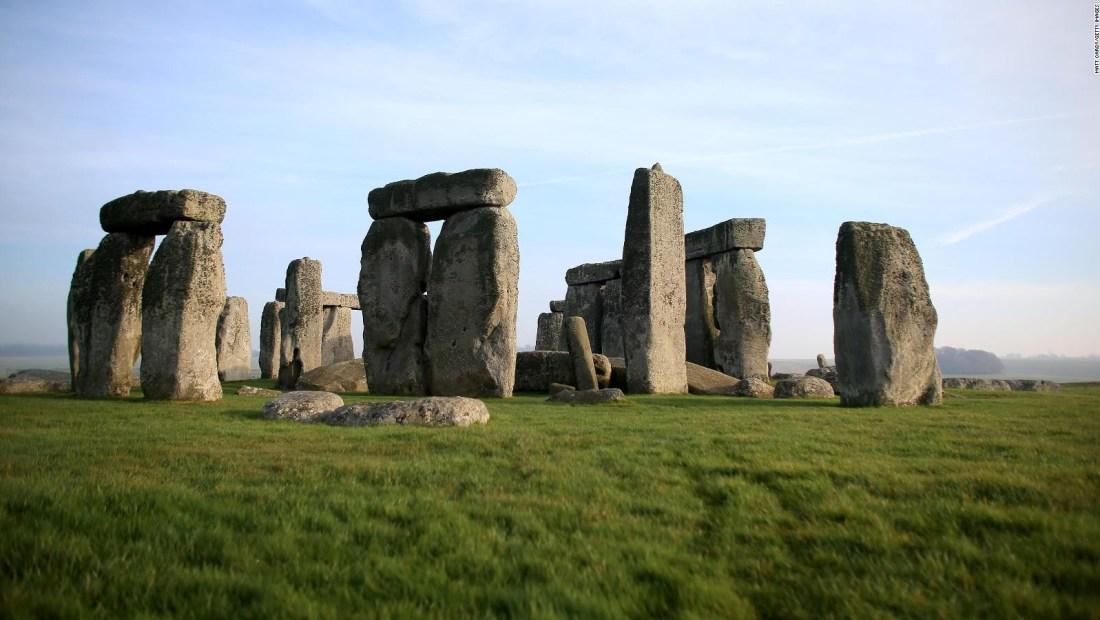Origen de piedras de Stonehenge, resuelto, dicen investigadores