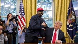 Kanye West - Donald Trump - coronavirus