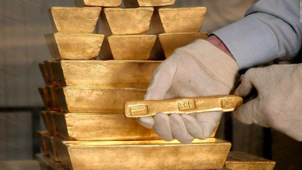 Reino Unido niega a Maduro acceso a reservas de oro