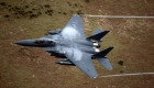 Aviones de combate de EE.UU. vuelan cerca de avión iraní