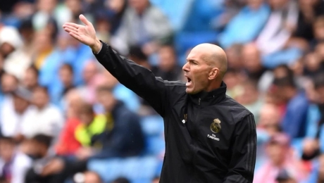 "Zidane sobre LaLiga: ""No hemos ganado nada, faltan 4 partidos"""