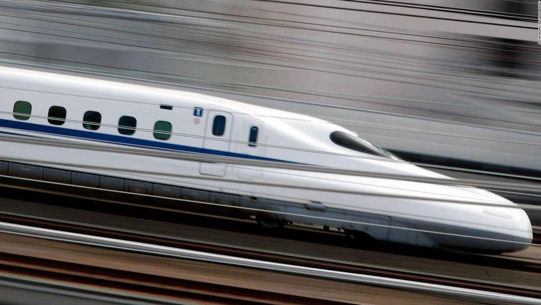 Así es el nuevo tren bala de Japón a prueba de terremotos