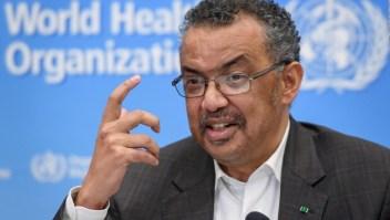 Titular de la OMS dijo que la pandemia demostró de qué son capaces lo humanos