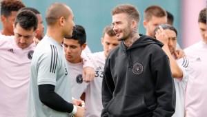 La influencia de David Beckham sobre el Inter Miami CF