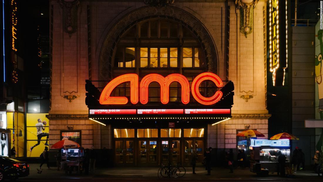 Cadena de cines AMC