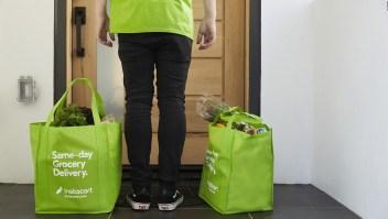 Instacart demanda a su nueva competencia Cornershop de Uber