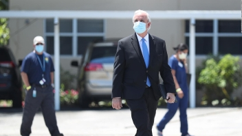 Fernando del Rincón analiza cómo se está manejando la pandemia en Miami-Dade