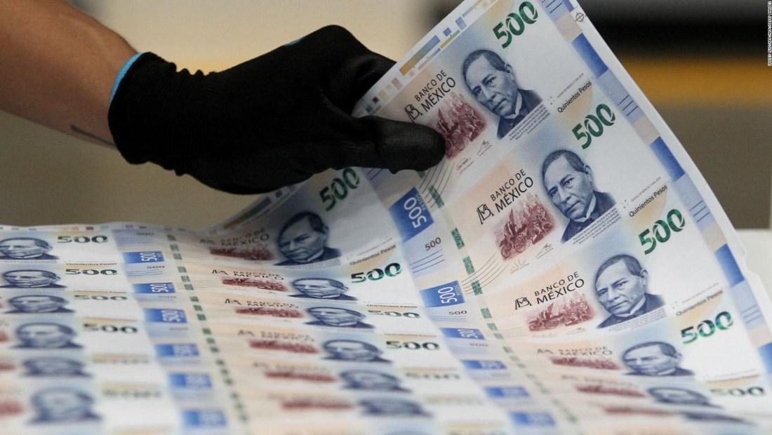México, entre caída del PIB y optimismo de López Obrador