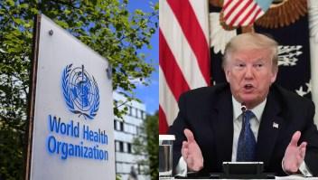 EE.UU. no ha salido de la OMS todavía