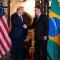 Trump y Bolsonaro, escépticos ante el coronavirus