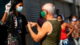Río de Janeiro disminuye restricciones de salud