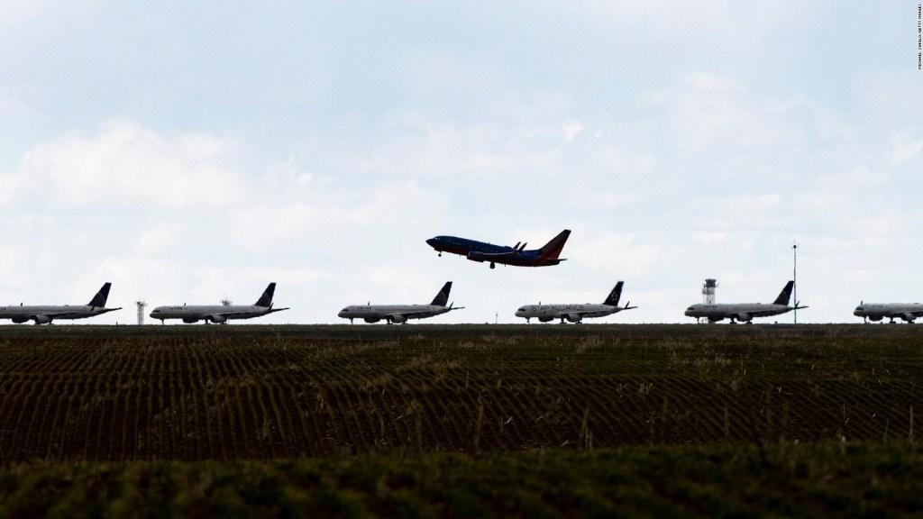 IATA: en 2024, tráfico aéreo volverá a niveles normales