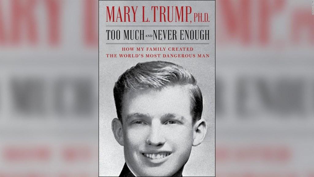 Adelantan dos semanas el libro de la sobrina de Trump