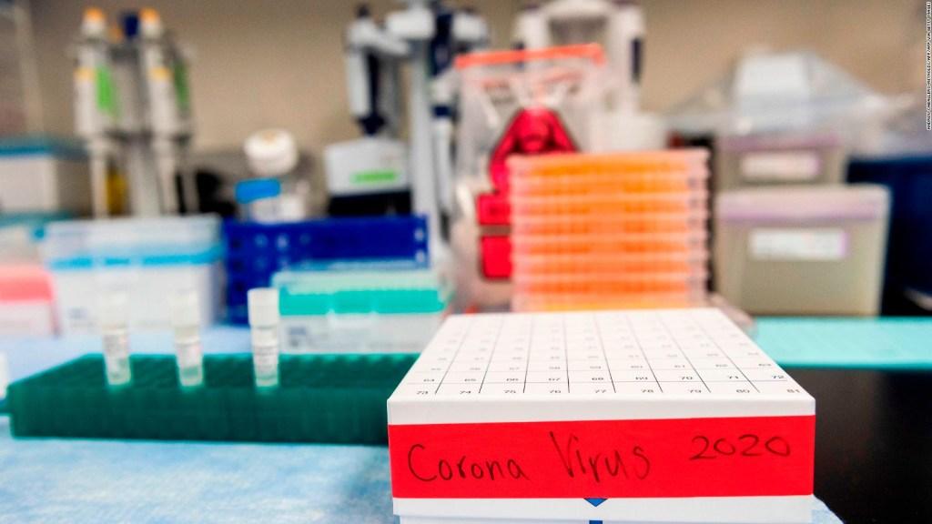 Este joven busca crear una vacuna contra el covid-19