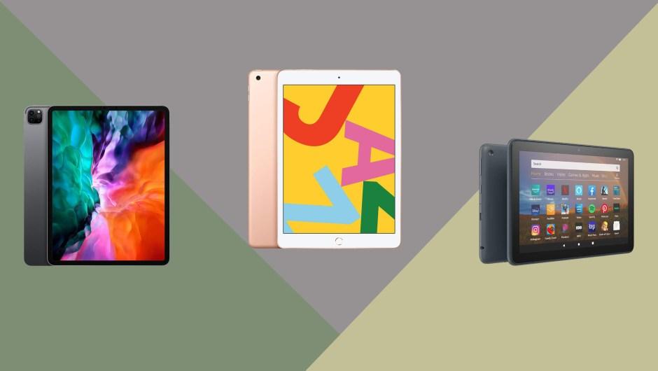 Las mejores tabletas de 2020
