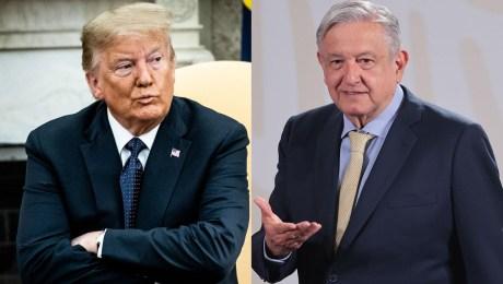 El encuentro entre Amlo y Trump el 8 de julio
