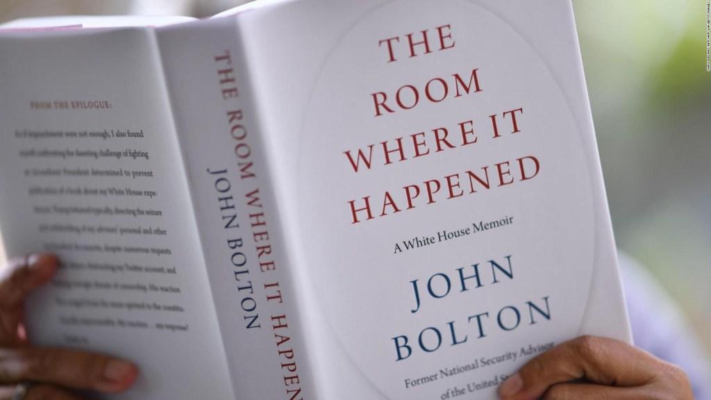 ¿Pueden los libros de John Bolton y Mary Trump cambiar las elecciones?