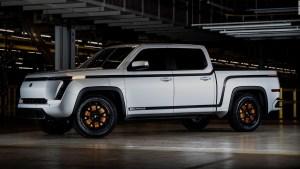 Esta es la nueva camioneta eléctrica de Lordstorm Motors