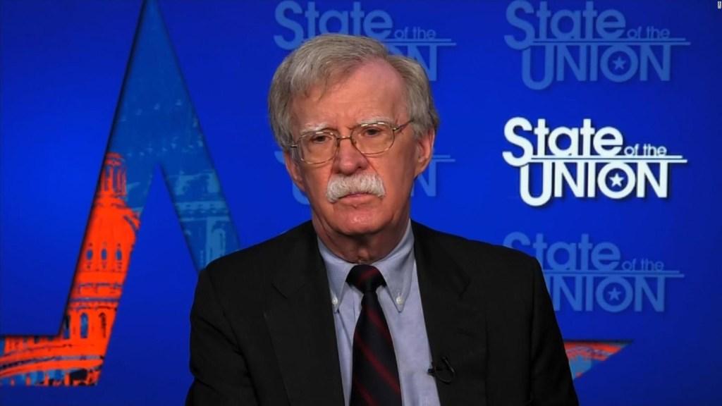 Bolton, ¿responsable del fracaso de Trump en Venezuela?