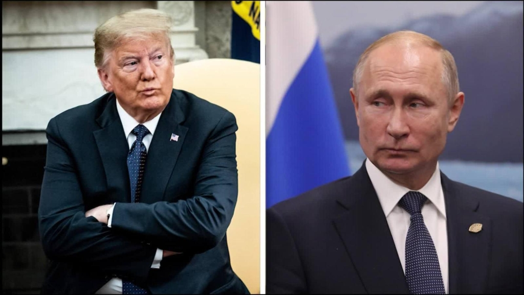 Funcionarios: Llamadas de Trump son un peligro para la seguridad nacional