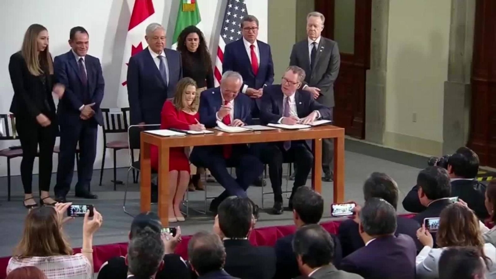 T-MEC, un tratado comercial que arranca en plena pandemia