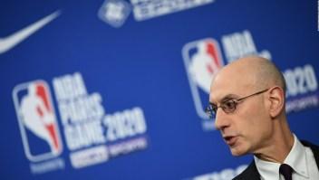 Comisionado de la NBA no descarta detener la temporada
