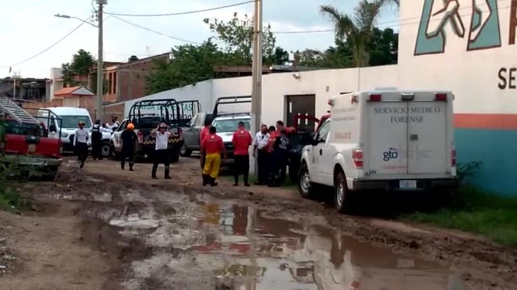 Mortal ataque en México