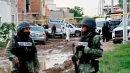 Cinco policías mueren tras ataque armado en Guanajuato