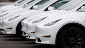 Tesla aumenta sus ventas en plena pandemia