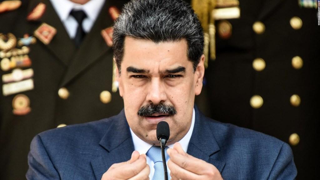 Reino Unido bloquea acceso a Maduro a reserva de oro