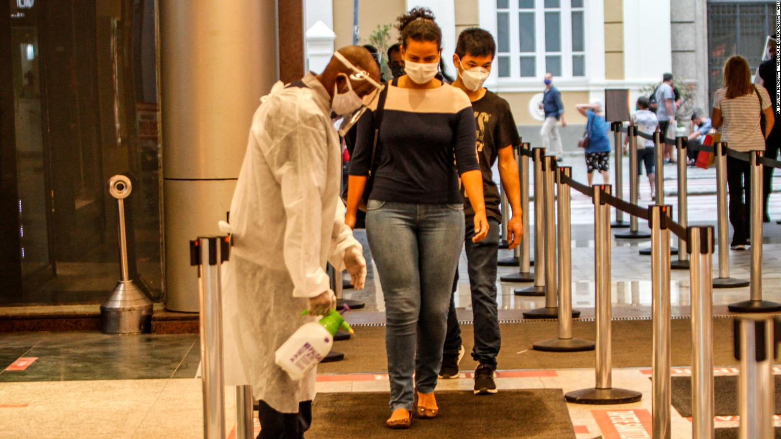 Coronavirus 9 de julio, minuto a minuto: Varios países de América Latina están llegando a nuevos picos de infecciones y muertes