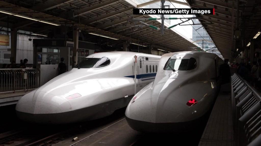 Japón estrena tren bala a prueba de sismos