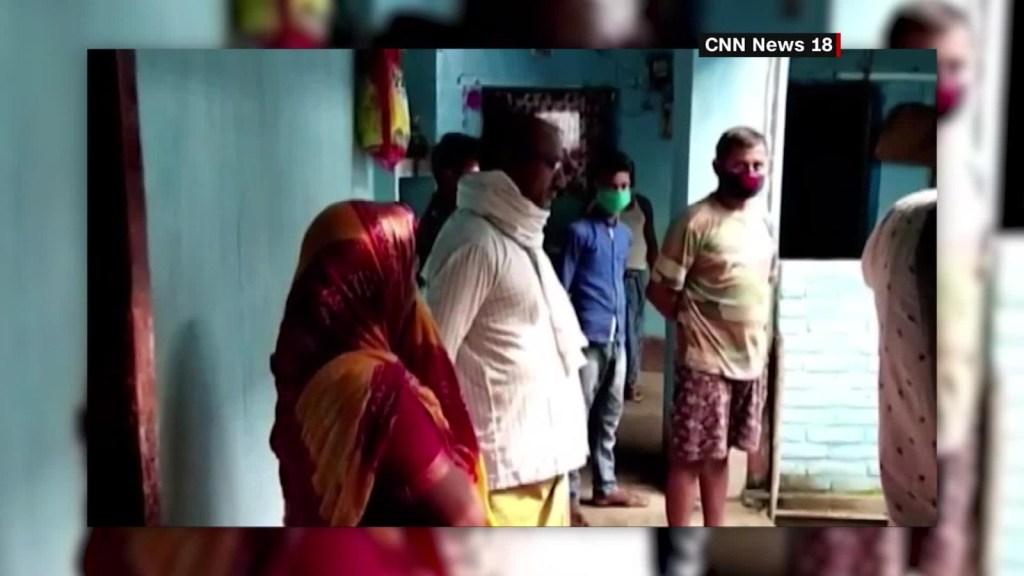 Novio muere por covid-19 después de su boda