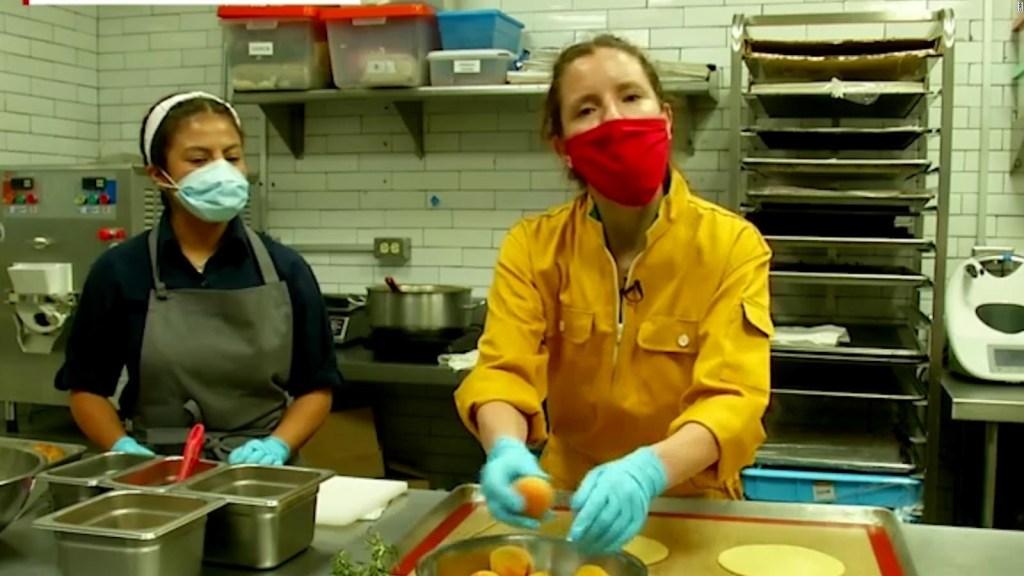 Las lecciones que la pandemia deja a la chef Elena Reygadas