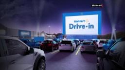 Walmart transformará estacionamientos en autocines