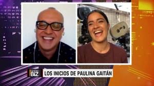 Paulina Gaitán: un actriz de gran proyección iberoamericana