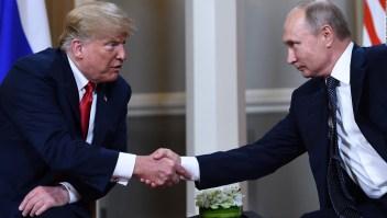 Rosa Townsend: El presidente Trump emula a Putin