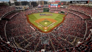 Grandes Ligas de béisbol, sin el Juego de las Estrellas