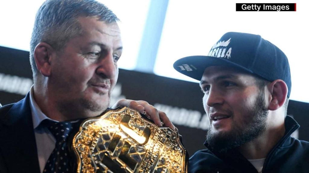 Luto en el UFC por la muerte de Abdulmanap Nurmagomedov
