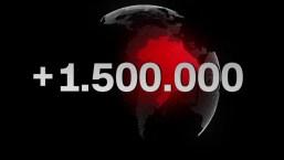 Brasil supera el millón y medio de casos de coronavirus