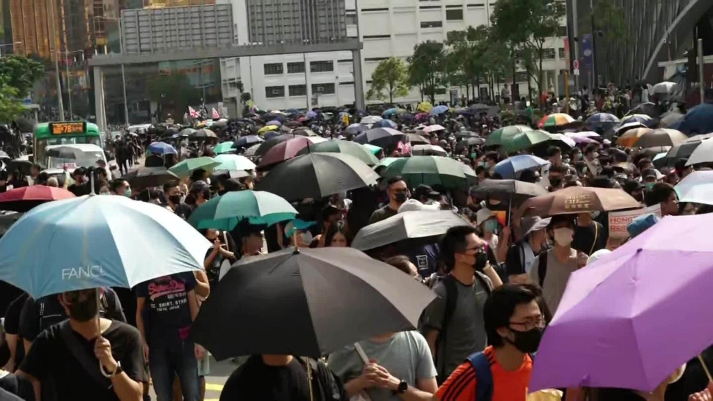Protestas en Hong Kong, entre las 5 cosas de la semana