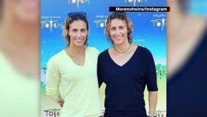 """La supremacía de las """"Moreno Twins"""""""