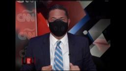 Del Rincón muestra cómo se debe llevar la mascarilla
