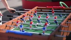 Una nueva forma de jugar fútbol en tiempos de covid-19
