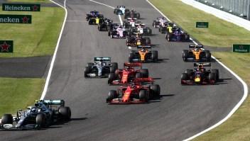 F1 fórmula uno